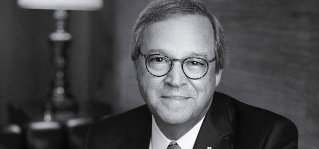 L. Jacques Ménard, notre lauréat honoraire 2020